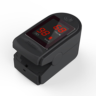 3B Products PO2BLK Pulse Oximeter-Black