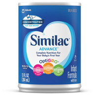 Abbott 56973 Similac Advance-Infant Formula-12/Case