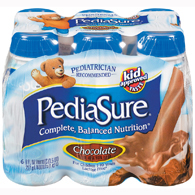Abbott 58058 PediaSure-Chocolate-24/Case