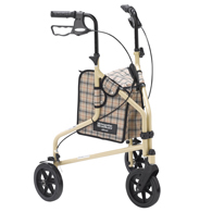 Drive Medical 199 Winnie Lite Supreme 3 Wheel Walker Rollator