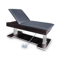 Hausmann 4797 Econo Bariatric Hi-Lo Treatment Table w/ Power Backrest