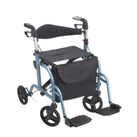 Juvo TCH Mobi Rollator-Transport Chairs