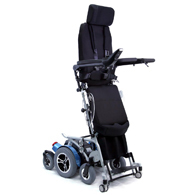 Karman XO-505 Multi Power Function Power Standing Wheelchair-18""