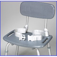 Skil Care 909110 Shower Chair Safety Belt