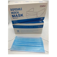 Sneno FDA Authorized Level 1 3Ply Surgical Mask-50/Pack