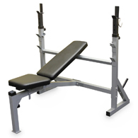 Valor Fitness BF-39 FID Olympic Bench